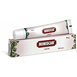 Miniscar Cream - For Stretch Marks And Scars - 30g (Pack of 2)