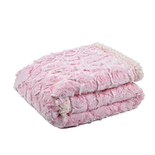 tadpoles-cut-fur-baby-blanket-with-sherpa-backing-pink-by-tadpoles