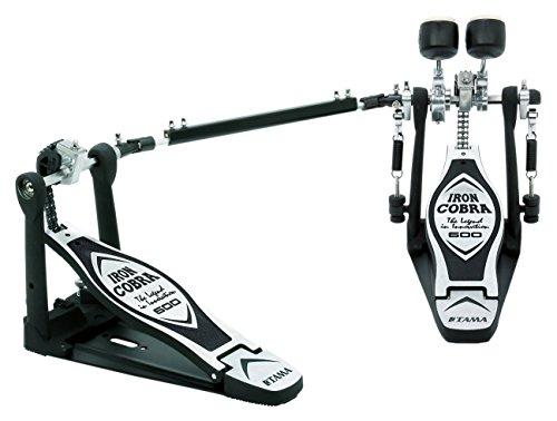 TAMA HP600DTW - pedale grancassa Iron Cobra 600 - doppio