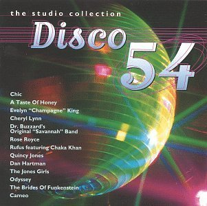 Disco 54: The Studio Collection by Chic