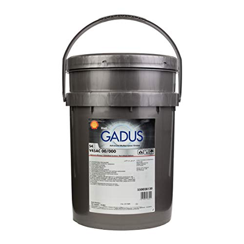 Shell 550028120 Gadus S4 V45Ac 00/000 Advanced Multipurpose Grease