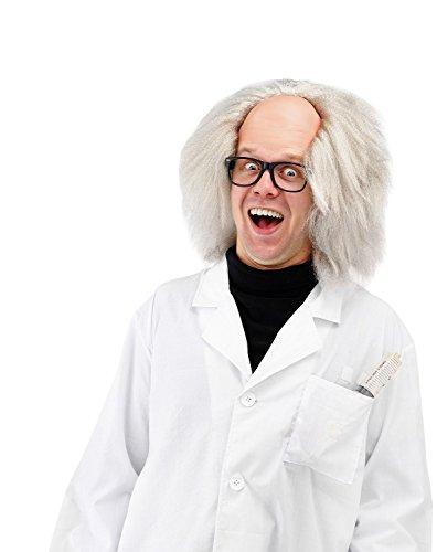 Folat 26745 Perücke Einstein Wig, One ()
