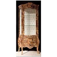 Comparador de precios Casa-Padrino Baroque showcase Leopard - Furniture Leo optics - precios baratos