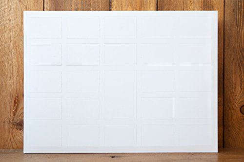 DIY Kalender, Countdown-Kalender, Adventskalender zum Basteln, Befüllen, Gestalten   Adventskalender Neutral zum Basteln   Blanko Adventskalender unbefüllt   Bastelkarton