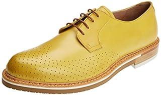 Neosens S091, Zapatos de Cordones Oxford para Hombre, Amarillo (Ceylon Yellow), 44 EU (B077G5NQMS) | Amazon price tracker / tracking, Amazon price history charts, Amazon price watches, Amazon price drop alerts