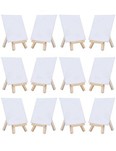 meeden-10-por-10-cm-mini-lienzo-paneles-combinado-con-madera-de-7-a-12-cm-pequeno-unidades-surtidos-