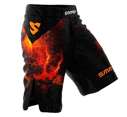 SMMASH MMA Pantalones Cortos DIABLO