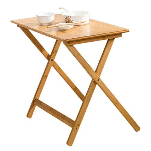 Folding table Klapptisch LITING Esstisch einfach Outdoor Tragbar Haushalt Massivholz kleine Wohnung