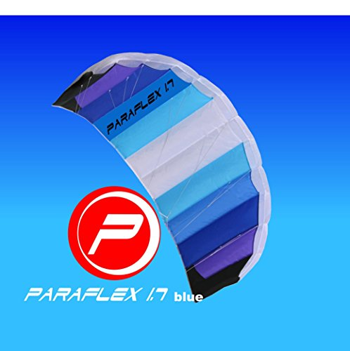Paraflex Basic 1.7 blau Lenkmatte Lenkdrachen