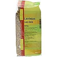 Biospirit Lentejas Verdes de Cultivo Ecológico - 6 Paquetes de 500 gr - Total: 3 kg