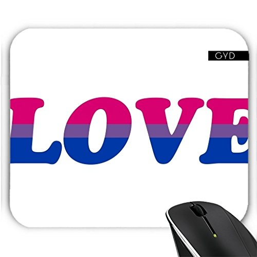 Mousepad - Bisexuell Liebe by Cadellin