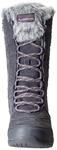 Skechers - Descender Andes, Stivali Donna Charcaol