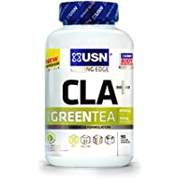 USN CLA Green Tea Weight Loss and Antioxidant Softgels - Tub of 90