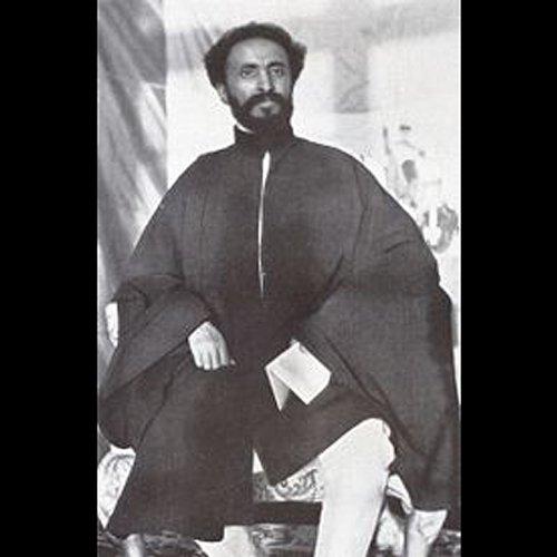 A Rare Recording of Halle Selassie  Audiolibri