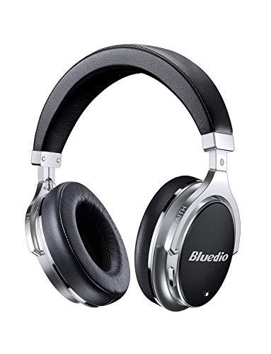 Bluedio (Faith) F2BUS001 Cuffie Con Riduzione Attiva Del Rumore, Senza fili, con Bluetooth, con Microfono, Nero