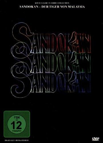 Bild von Sandokan - Der Tiger von Malaysia (3 DVDs)