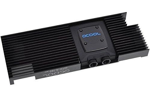 Alphacool NexXxoS GPX - Nvidia Geforce GTX 780 M02 - mit Backplate - Schwarz