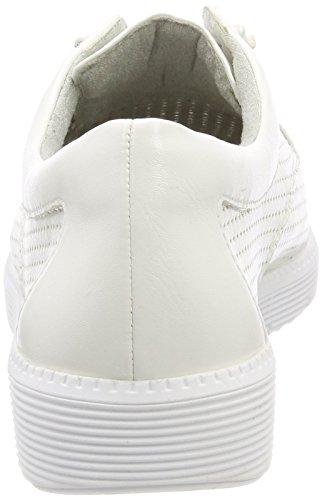 Tamaris Ladies 23626 Sneaker White (bianco)