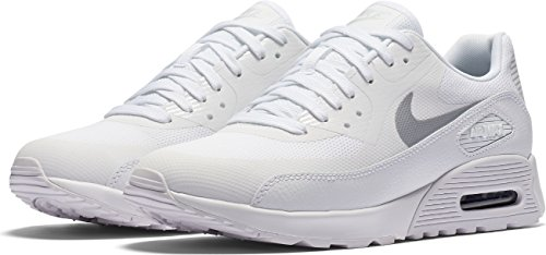 Nike Unisex-Kinder Air Max Tavas Bg Sneaker Weiß (White/cool Grey)
