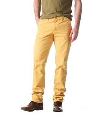 Promod Pantalon chino homme Caramel clair 42