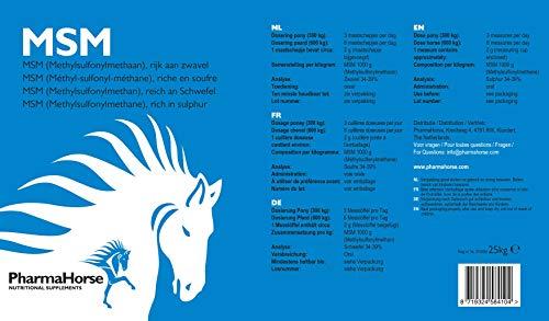 PharmaHorse MSM Pferd 25 kg
