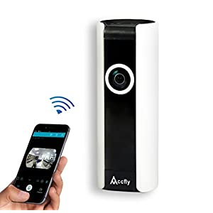 IP-Camera-Accfly-720P-HD-WiFi-Wireless-Security-System-Home-Surveillance-Video-Recording-Cam-Two-Way-Audio-Night-Vision-185-Degree-Wide-Angle-Motion-Detection