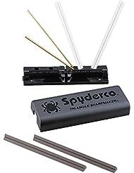 Spyderco Sharpmaker / 204MF Fusil d'aiguisage pour couteaux Gris