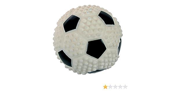 Zolux Jouet Balle de Foot en Vinyle pour Chien Diamètre 7,6 cm  Amazon.fr   Animalerie 2623bd9128a0