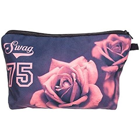 Beauty Case, borsa da viaggio, borsetta da toilette sacco sacchetto