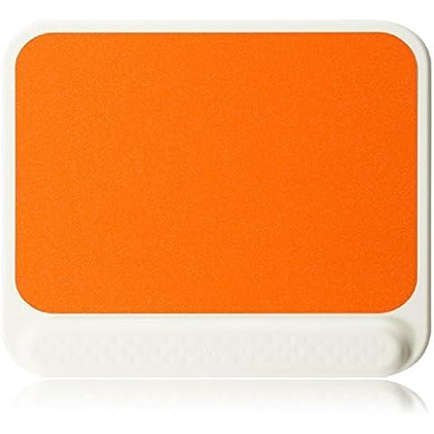 Memory foam mouse del polso del polso del computer pad riposare carino pad grande scrivania rimbalzo lento slittamento