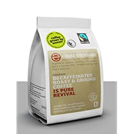 Equal Exchange Organic Decaffeinated Ground Coffee 227 g