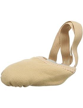 So Danca BA-41 Tramo Lienzo media suela zapatos de ballet