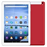 D.ragon Tablet für Kinder, 10.1 Zoll Tablet, RAM 6GB + ROM 128GB, 2560x1600 IPS Bildschirm, Unterstützung WiFi, Bluetooth, Pädagogische Geschenke für Kinder