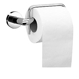 Aquatrend 3686 Bathroom Set Brass Toilet Paper Dispenser Tissue Holder WALL HANGING