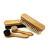 Pacona Shoe Brush Set (Medium)
