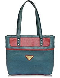 Fantosy Blue And Maroon Women Shoulder Bag (blue And Maroon) (FNb-778)