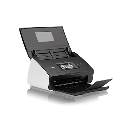 Brother-ADS-2600WE-Networked-Desktop-Document-Scanner