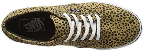 Vans Atwood Low, Scarpe da Ginnastica Basse Donna Marrone (Cheetah Natural)