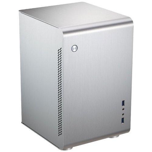 Cooltek JB-U2 - Caja de ordenador (HTPC, PC, Aluminio, 12 cm, 12 cm, 6.35 cm (2.5.3.5