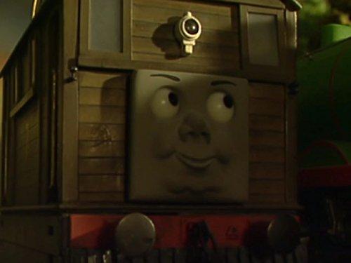 Henry und der Fahnenmast (Wagen Und Gleise)