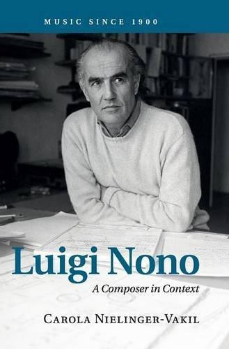 Luigi Nono (Music since 1900)