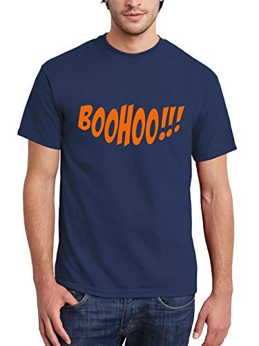 irt Halloween Boohoo Navy/Orange Größe S ()