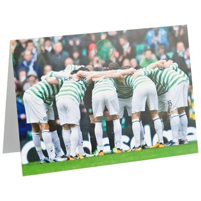 Celtic F.C. Birthday Card Huddle -