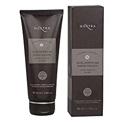 Mantra Aloe Kewra & White Willo After Shave Gel For Men (100 ml)