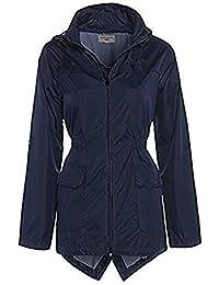 SS7 NEW Girls Raincoat Parka, Mulberry, Navy, Khaki Ages 7 - 13