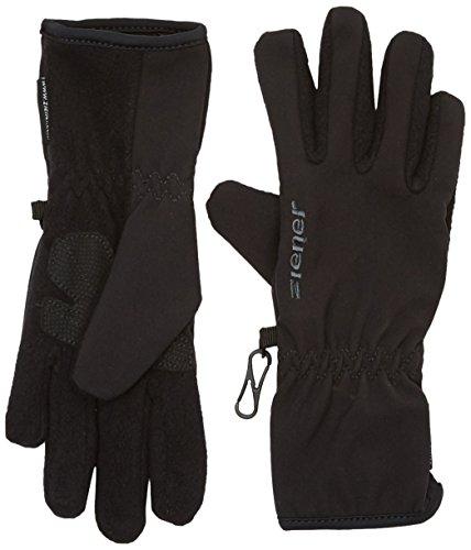 Ziener Kinder LIMPORT Multisport Handschuhe, Black, 3 | 04052928198587