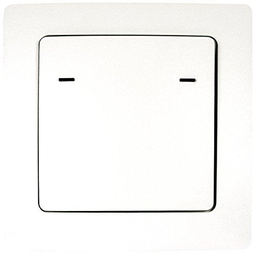CASAcontrol Wireless Lichtschalter: Funk-Lichtschalter (Lichtschalter steuern)