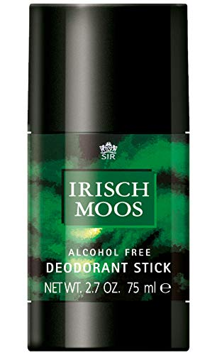Sir Irish Moos homme/men, Deodorant Stick, 1er Pack (1 x 75 g)