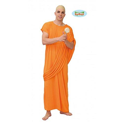 Kostüm tibetischer Mönch Buddhist Asiate Größe:M/L Karneval