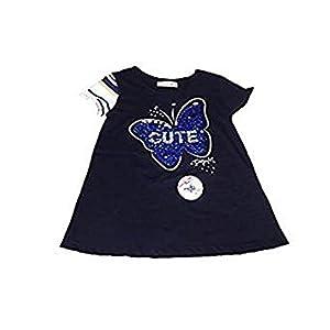 Desigual – TS Quebec – Camiseta Lentejuelas Corazon NIÑA